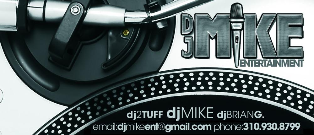 DJ Mike Entertainment